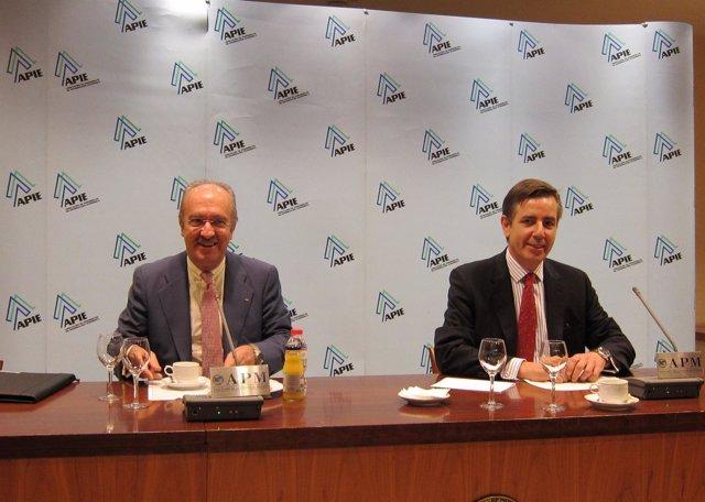 Intervención Del Consejero Delegado De Axa, Javier De Agustín
