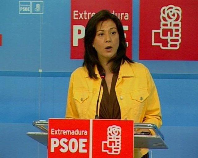 Ascensión Murillo (PSOE Extremadura)