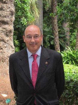 El Presidente De La CRUE, Federico Gutiérrez-Solana