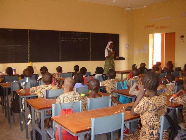 Escuela En Mali