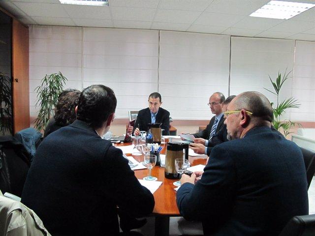El Delegado De Economía De Almería, Juan Carlos Pérez Navas