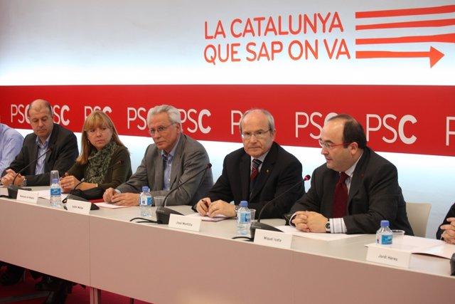 Comisión Ejecutiva Del PSC