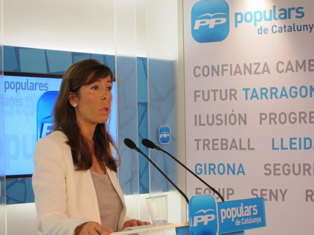 Alícia Sánchez-Camacho (PP)