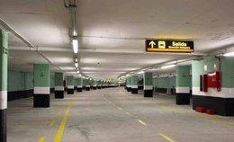 Uno De Los Parkings De Acciona