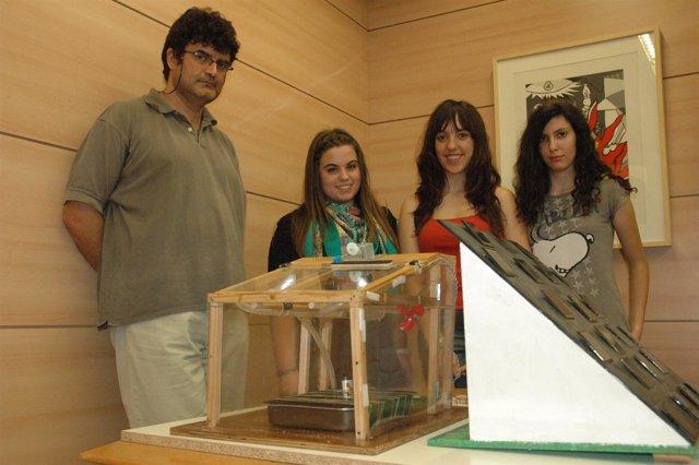 Un Invernadero Sostenible Presentado En La UPV