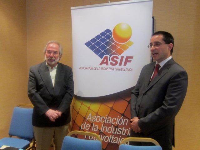 Representantes De La Industria Fotovoltaica, En Un Encuentro En Valladolid