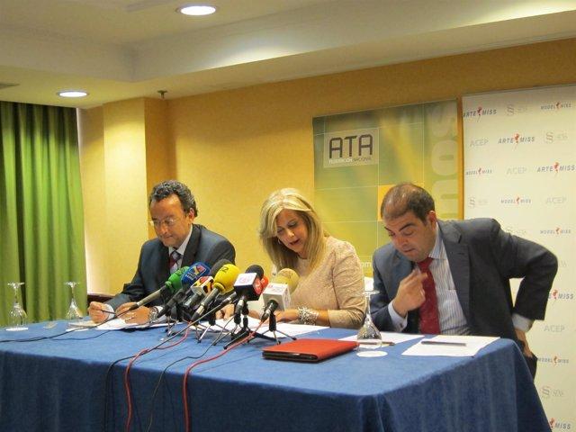 Presidente AA-MIS, Presidenta ATA Aragón Y Presidente ATA, Lorenzo Amor