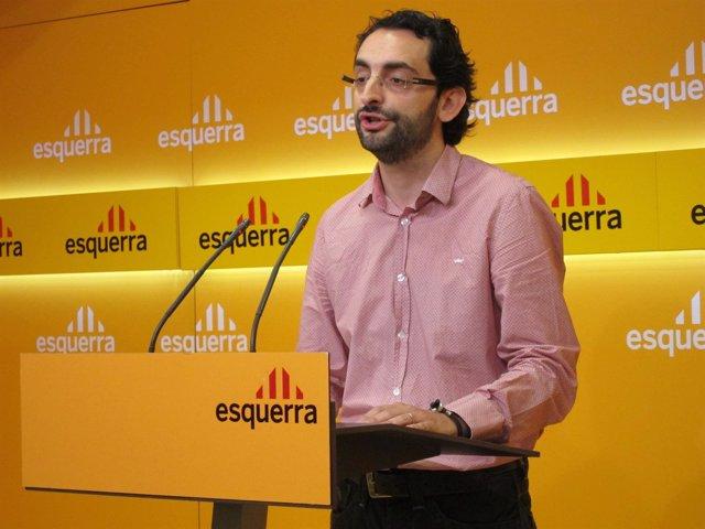 Ignasi Llorente (ERC)