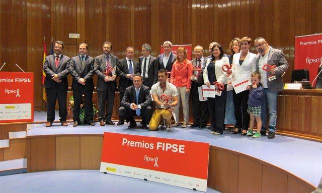 Acto De Entrega De Los Premios FIPSE