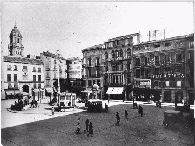 Imagen De La Plaza De La Constitución