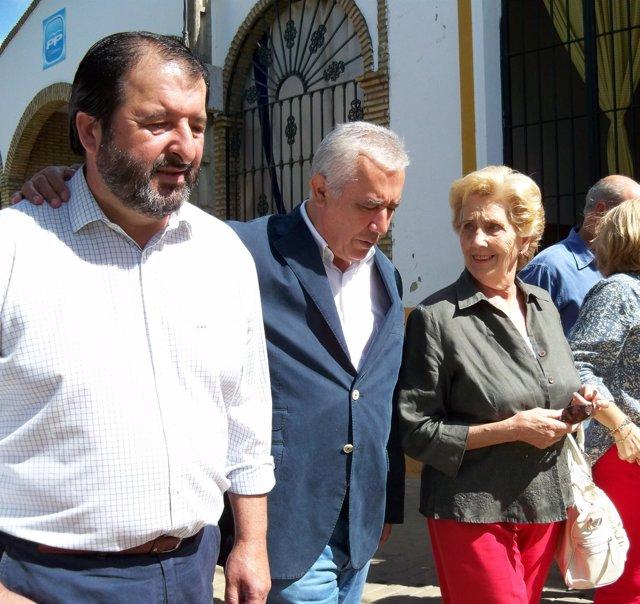 Javier Arenas Con Juan Ávila