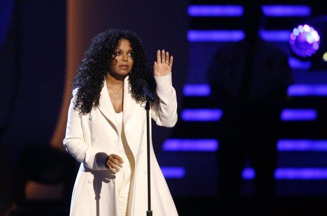 Janet Jackson en los premios BET