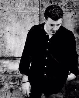 """Carlos Goñi, cantante del grupo """"Revólver"""""""