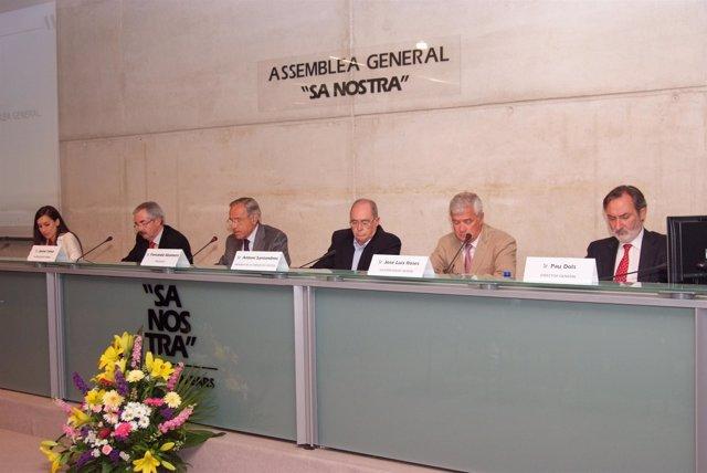 ASAMBLEA GENERAL SA NOSTRA
