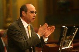 Francisco Jorquera, diputado en el Congreso del BNG