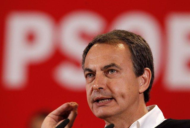 Zapatero Cierre De Campaña