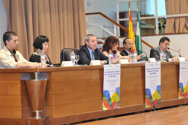 Nota De Prensa Y Fotos Congreso Internacional Lenguas Y Culturas Del Mundo