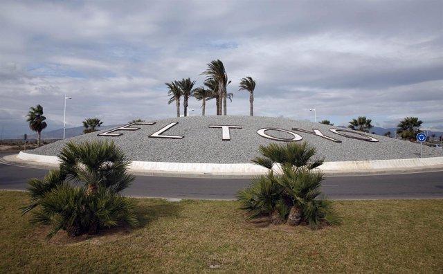 Villa Deportiva De El Toyo, Almería