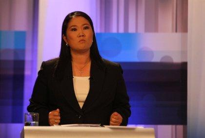 Keiko Fujimori promete no cometer los mismos errores de su padre
