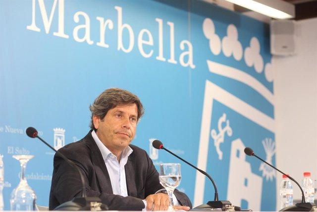 El Concejal De Urbanismo En Funciones Del Ayto. De Marbella