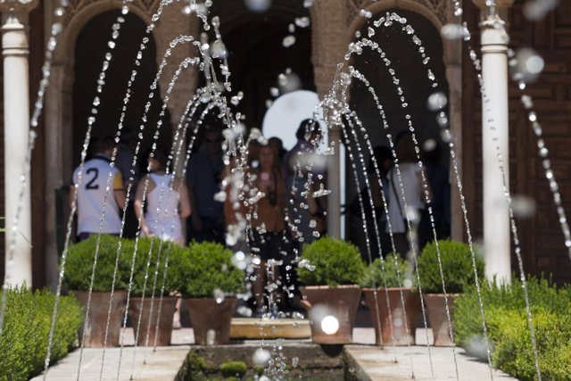 Alhambra Visitas Gratuitas Granadinos
