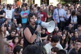 Asamblea Del 15M En Los Barrios