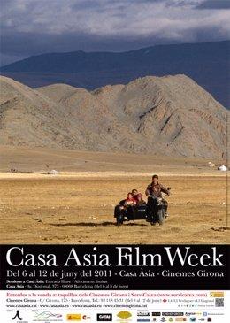Casa Asia Film Week A Barcelona
