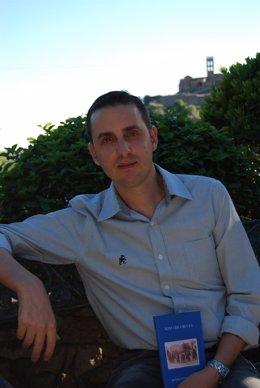 El Autor Onubense Manuel Sánchez.