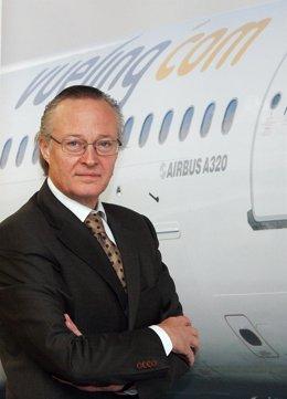 Josep Piqué, el presidente de Vueling