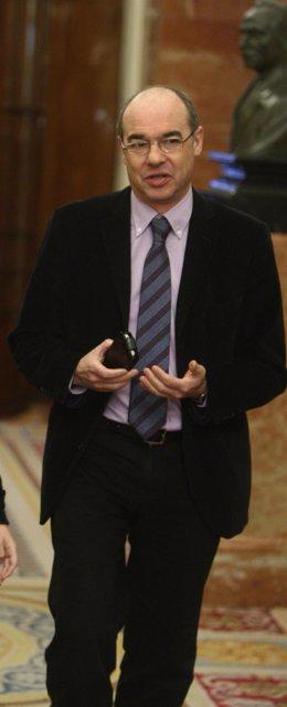 Francisco Jorquera, portavoz del BNG en el Congreso