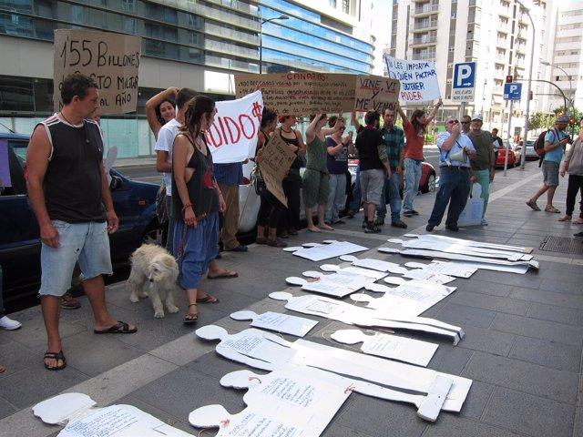 Integrantes De La Protesta