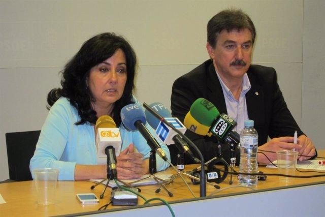 Paloma Sainz  Y Alfredo Carreño