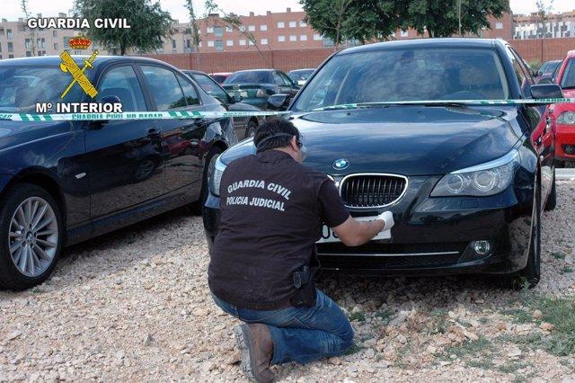 Desmantelada una organización criminal dedicada al robo de vehículos de  gama alta en varias ciudades 3cb87bab25ccd