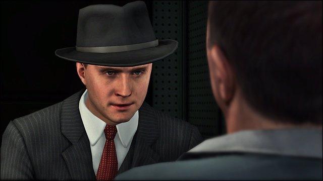 Pantalla De LA Noire  Por Rockstar Games