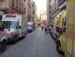 Ambulancias De Baleares