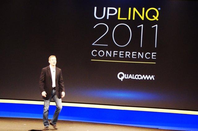 El CEO De Qualcomm, Paul Jacobs