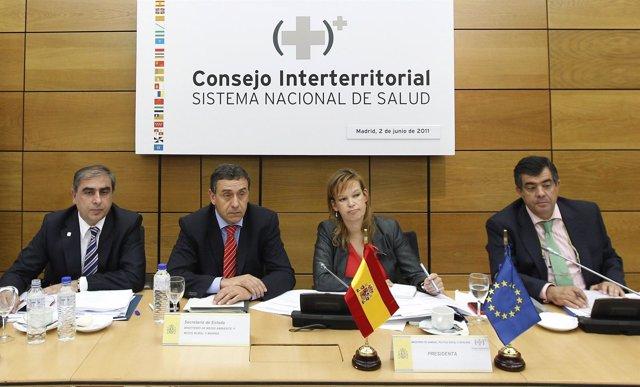 CISNS/ Leire Pajin/ Sabrido/ Olmos