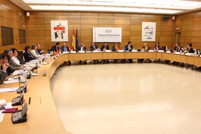 Consejo Interterritorial De Salud