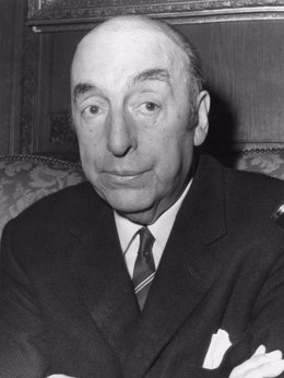 El Poeta Chileno Pablo Neruda