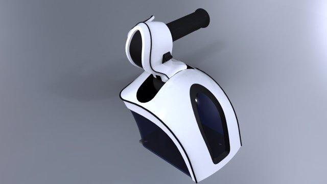 Prototipo Del IBV Para Conducir Vehículos Con Una Mano