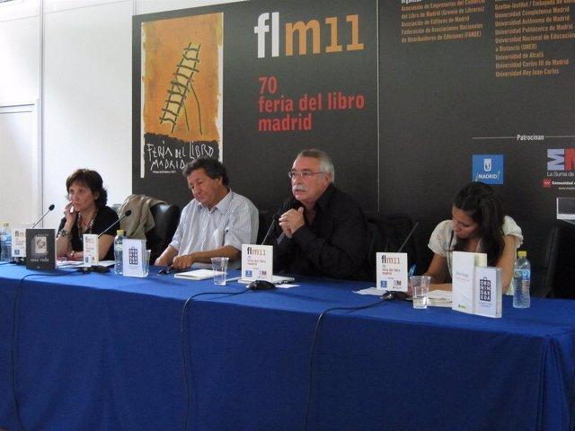 Presentación Del Sello 'Clave Intelectual' Por Europa Press