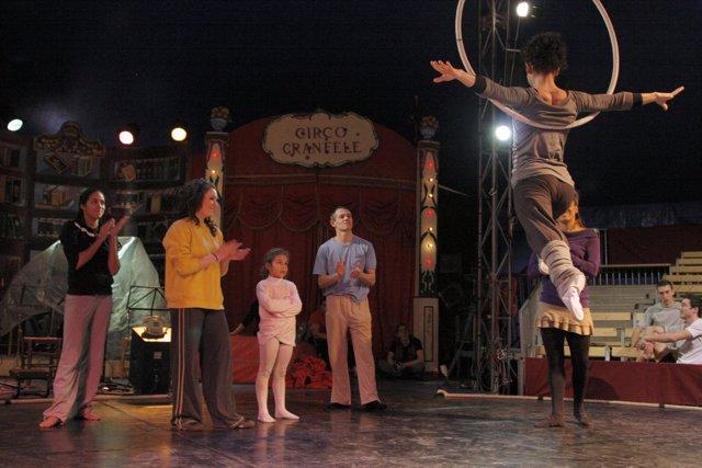 Imagen De La Escuela De Circo Gran Fele