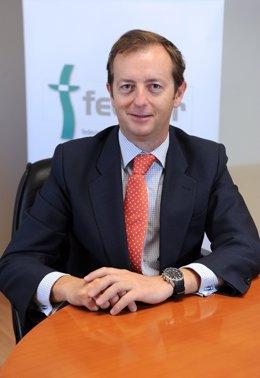 El Director General De FEDIFAR, Miguel Valdés