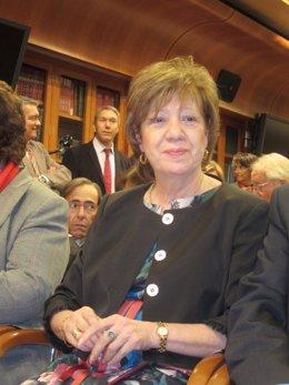 Ángela Murillo, magistrada de la Audiencia Nacional