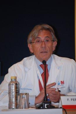 Prof. Francisco Fernández-Avilés, Jefe De Servicio De Cardiología Del Hospital G
