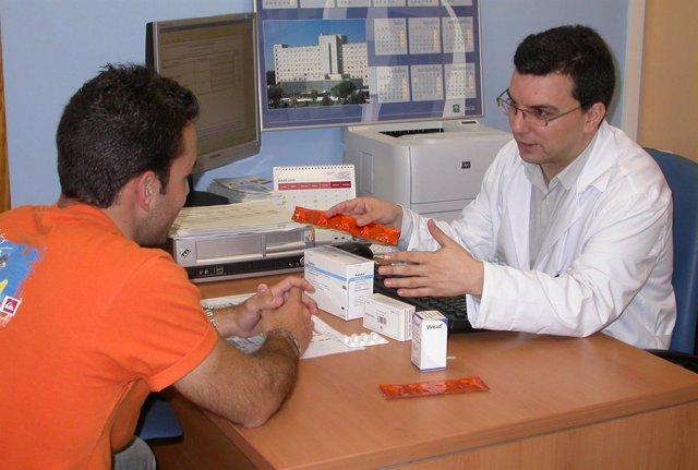 Consulta de farmacia hospitalaria
