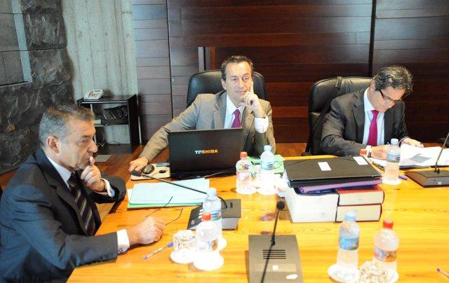 Fotos Paulino Rivero Preside El Consejo De Gobierno