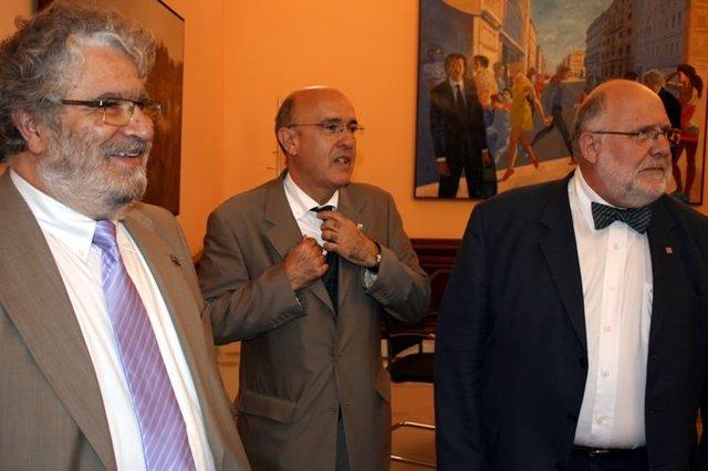 Antoni Gallego, Metges De Catalunya, Conseller Boi Ruiz Y Presidente De La FEMS
