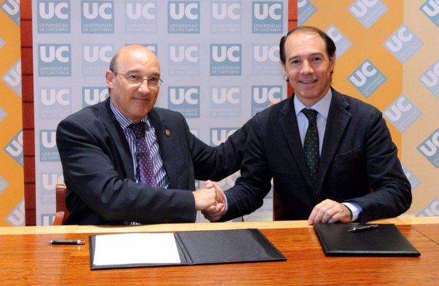 Convenio Entre El Hospital Virtual Valdecilla Y La UC