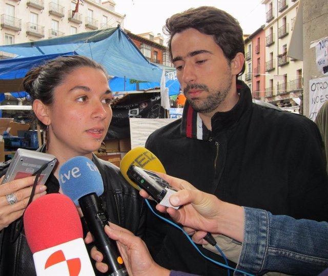 Jenifer De Jesús Y Sergio De La Torre